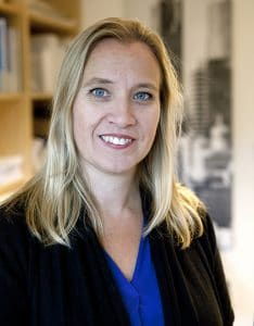 Pernilla Gluch, Construction management